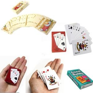 Mini Playing Card