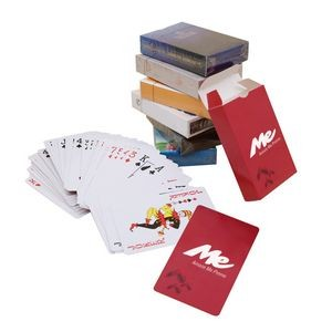 Full Color Playing Cards