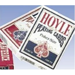2 Deck Of Hoyle Poker Size Playing Cards